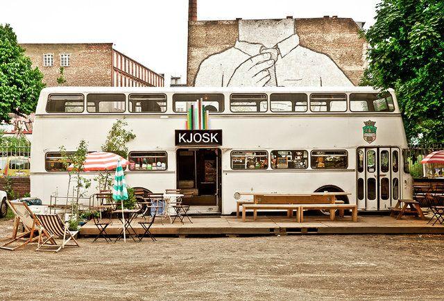 "Retro Roller Tour Berlin: ""BERLIN'S 10 GREATEST FOOD TRUCKS"". Visit: www.minimoto.me"