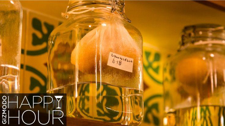 The Best Limoncello Is Homemade Limoncello Recipes — Dishmaps