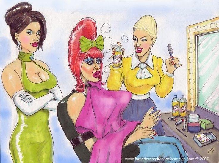 Rikki S Forced Crossdressing Stories Forced Fem Art By -5322