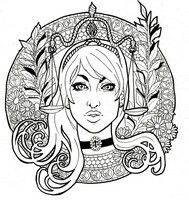 57 best Astrology Coloring Pages images on Pinterest Coloring
