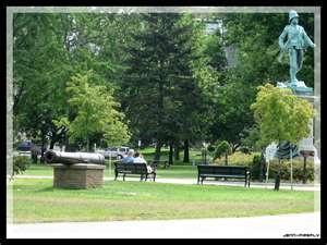 Victoria Park, London Ontario ( summer months )