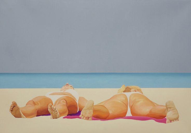 Julita Malinowska (1979) artista polaca, doctorada en el arte, que vive y trabaja en Varsovia. Aunque las pinturas de Malinowska se centran en el...
