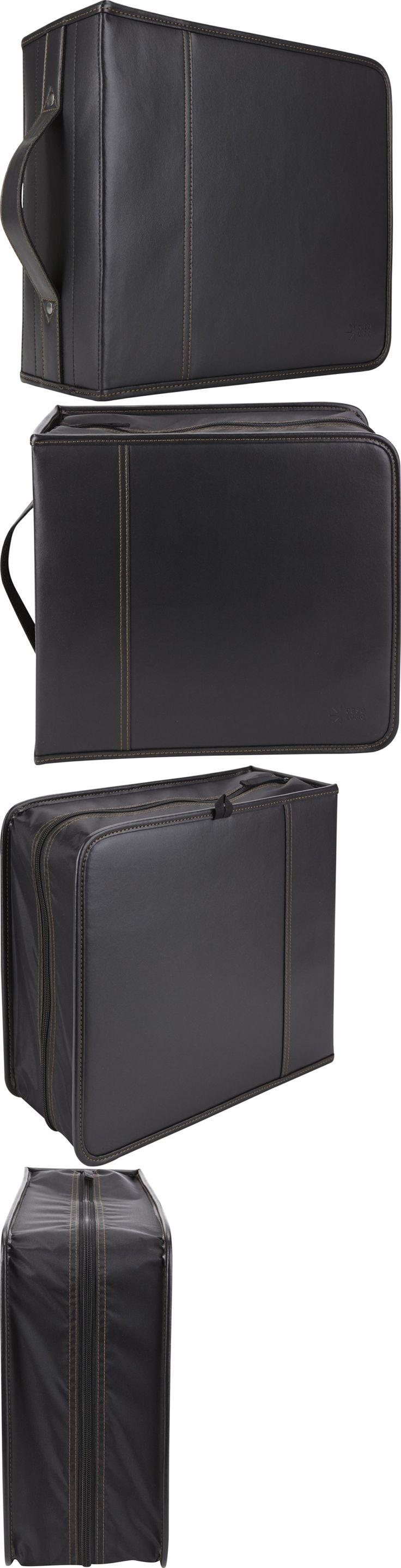 Media Cases and Storage: Case Logic Ksw-320 Koskin 336 Capacity Cd/Dvd Prosleeves Wallet (Black) -> BUY IT NOW ONLY: $33.73 on eBay!