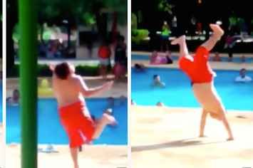 """Drop Everything And Get A Lesson In Living From This Kid Dancing To """"Cuban Pete"""""""