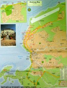 Best Jamaica Map Ideas On Pinterest Jamaica World Map - Jamaica cities map