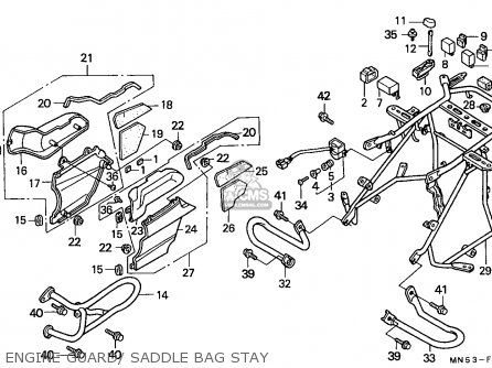1982 honda goldwing wiring diagram 2008 honda goldwing wiring diagram 25+ best ideas about brake parts on pinterest | automotive ...