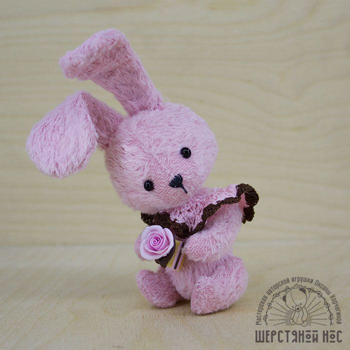 зайчик Розовое варенье