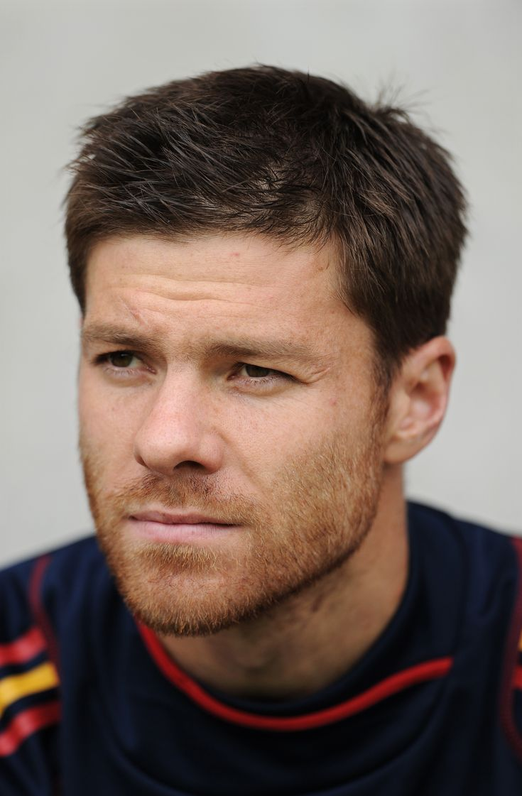 Xabi Alonso No Beard 1000+ images ab...