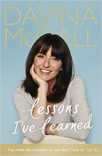 Lessons I've Learned by Davina McCall
