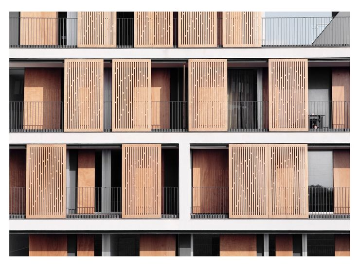 MILANOFIORI HOUSING COMPLEX by OBR - Open Building Research