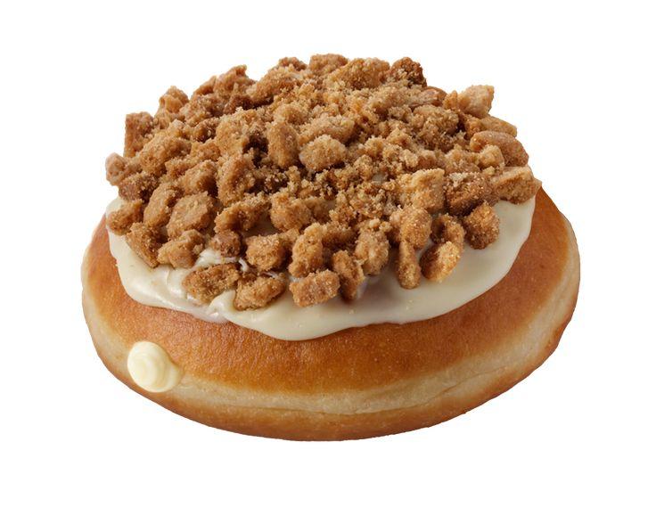 New York Cheesecake at Krispy Kreme