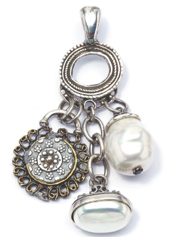 Did you know: Our jewellery features natural materials such as semi-precious stones, crystals and mother-of-pearl. Being natural materials, sizes and colours may vary slightly from item to item. All our jewellery is nickel free. What feature is your favourite - semi-precious stones, crystals or mother-of-pearl (as seen in our stunning enhancer EN 897)?