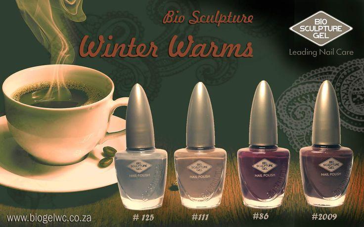 Bio Sculpture ~ winter warms