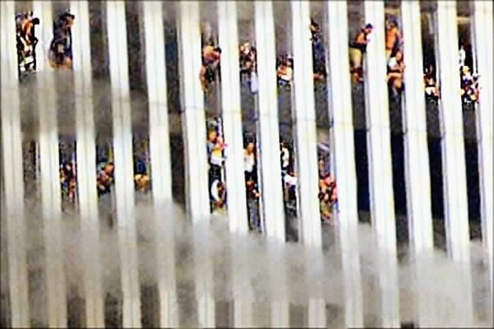 World Trade Center Jumpers-Everything I Ever Needed To Know About Islam I Learned On 9/11/2001.