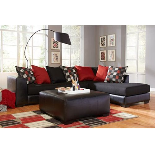 4 Pc Parksville Collection Living Room Sectional