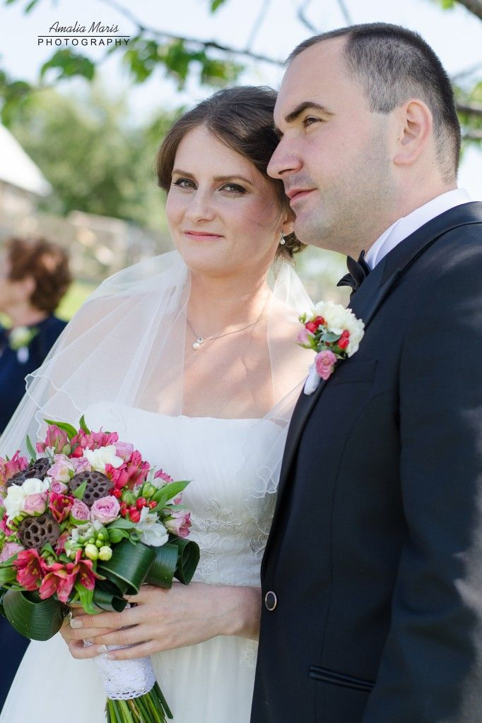 Mihaela & Florin Wedding at the countryside