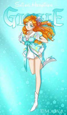 Sailor Giselle (from Il était une fois)