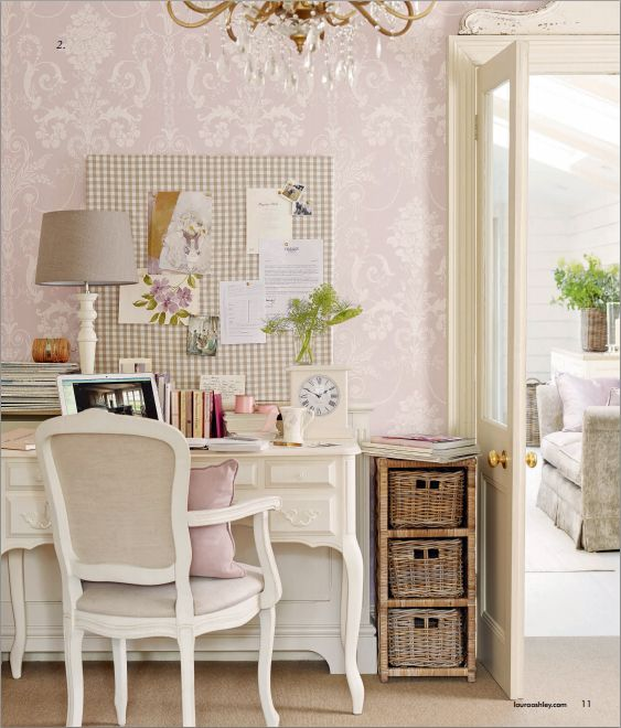 Interior Guide: Natural Glamour Collection by Laura Ashley | Shabby Chic Mania by Grazia Maiolino