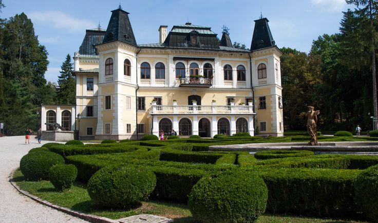 Castle Betler, Slovakia