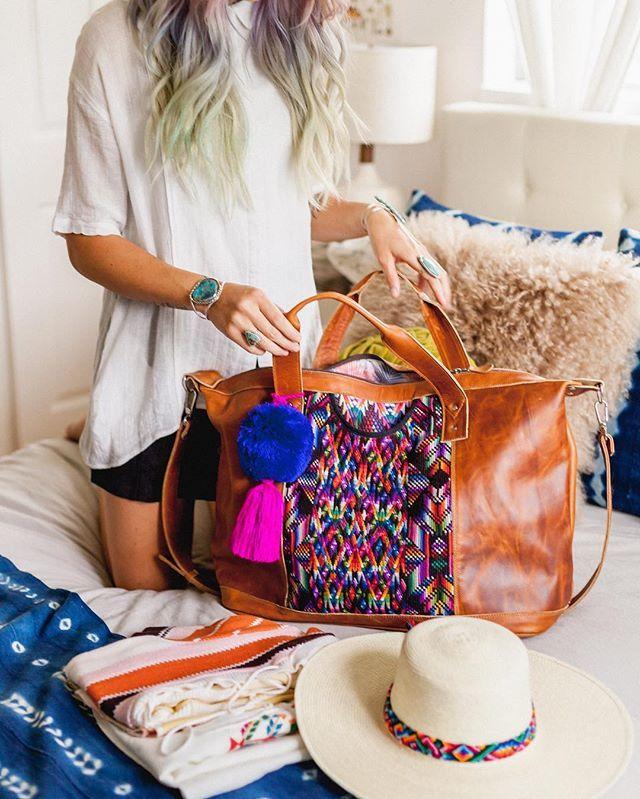 Nena & Co day bag // Jack + Lola Austin, TX