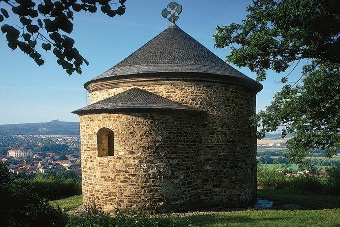 St. Peter & Paul rotunda, Plzeň.