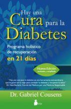 hay una cura para la diabetes (ebook)-gabriel cousens-9788478089918
