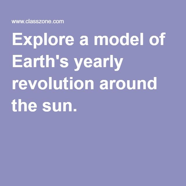 SC.K.E.5.2 :Recognize the repeating pattern of day and night. //SC.K.E.5.3 :Recognize that the Sun can only be seen in the daytime. //SC.4.E.5.3 :Recognize that Earth revolves around the Sun in a year and rotates on its axis in a 24-hour day.