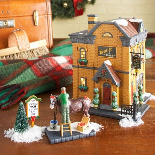 Heartland Valley Village Lighted House: 147 Best Images About Christmas Villages....dept 56/lemax