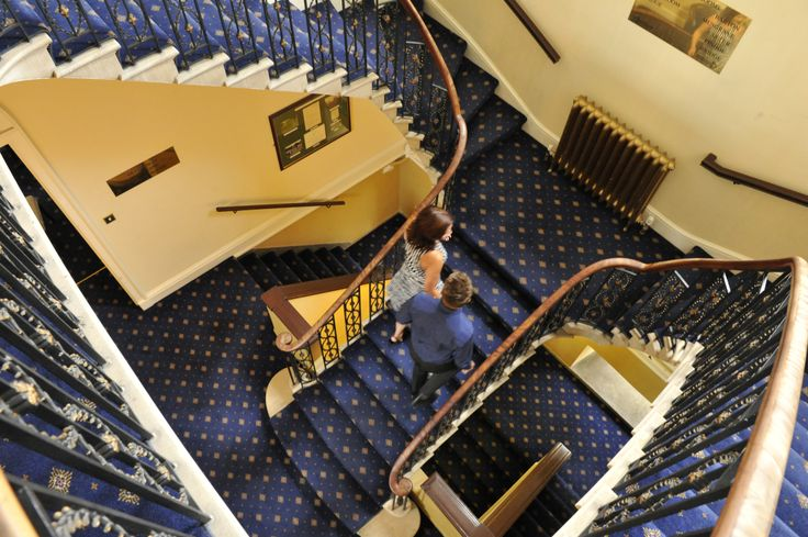 The Imperial staircase...  http://exetergcc.co.uk/events/our-venue