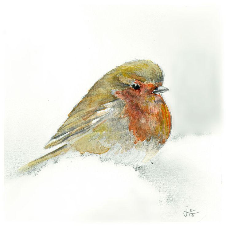 Robin's on Behance