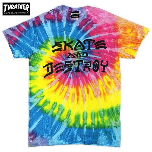 best 25 thrasher tie dye shirt ideas only on