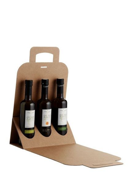 Olio Flaminio on Packaging of the World - Creative Package Design Gallery