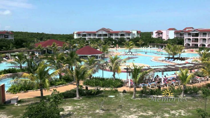 Memories Paraiso Beach Resort | Cayo Santa Maria | Cuba All inclusive Re...