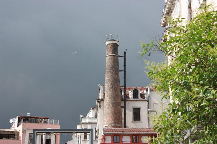 Gewitter-Wetter