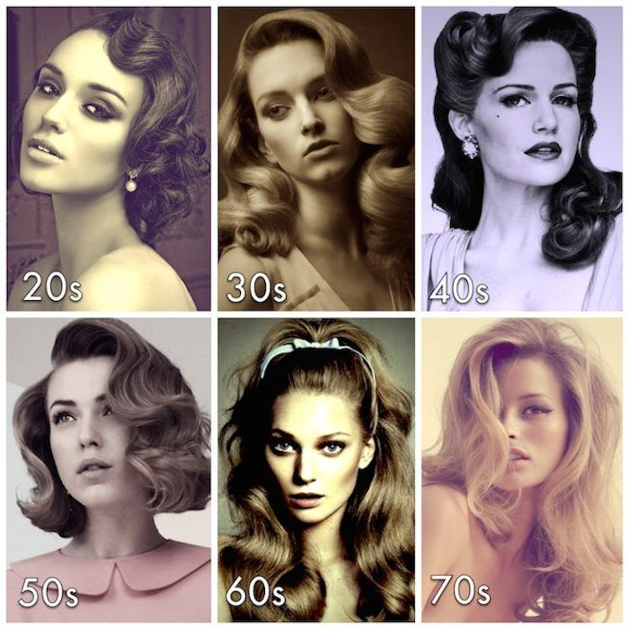 Vintage Demystified: Untangling The Curls Of Past Eras