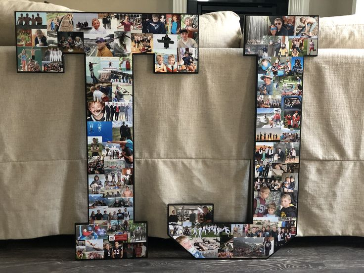 Senior Night, Graduation, Sports Mom, Sports Collage, Sports Keepsake