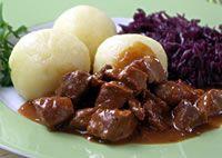 Biergulasch