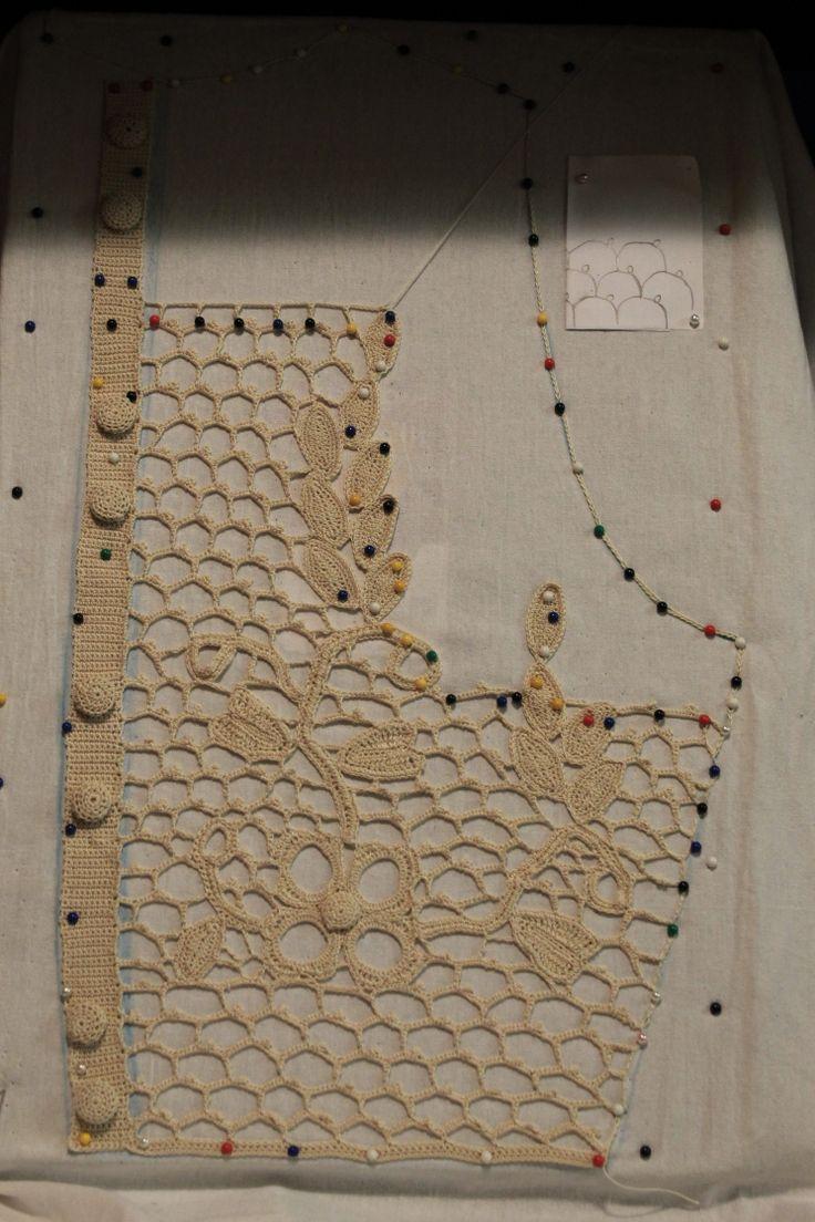 Irish Crochet Tutorial for Beginners   Crochet Thread