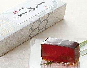 亀廣永 『 したたり 』黒糖とかんてん、夏のお菓子。烏丸。 KYOTO JAPAN