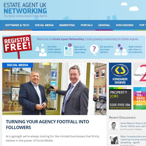 Thanks to the guys over at Estate Agency UK for featuring our latest blog on turning your agency footfall into followers ‪#‎EAUK‬ ‪#‎estateagents‬ ‪#‎logotag‬ ‪#‎followers‬ ‪#‎smm‬ ‪#‎blog‬