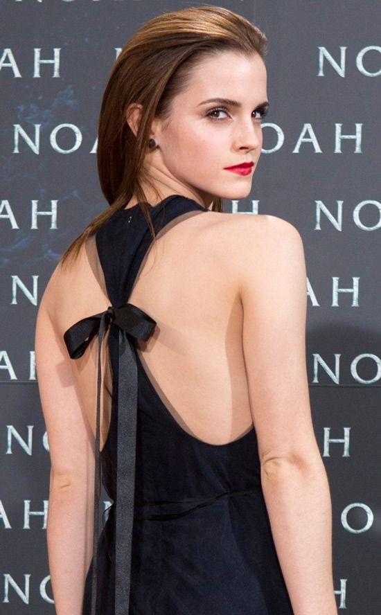 Noah Berlin Premiere: Emma Watson In Wes Gordon