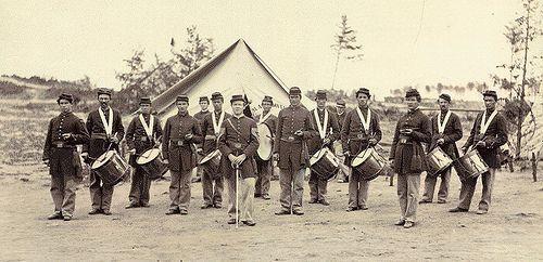 Civil War Drum Corps
