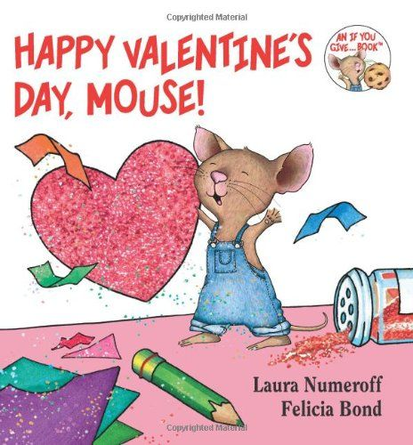 happy valentine day mouse book