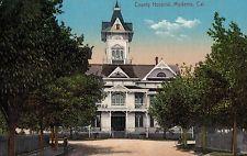 Modesto,California,County Hospital,Stanislaus County,Used,1911