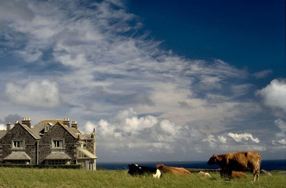 Taramurile magice din Cornwall