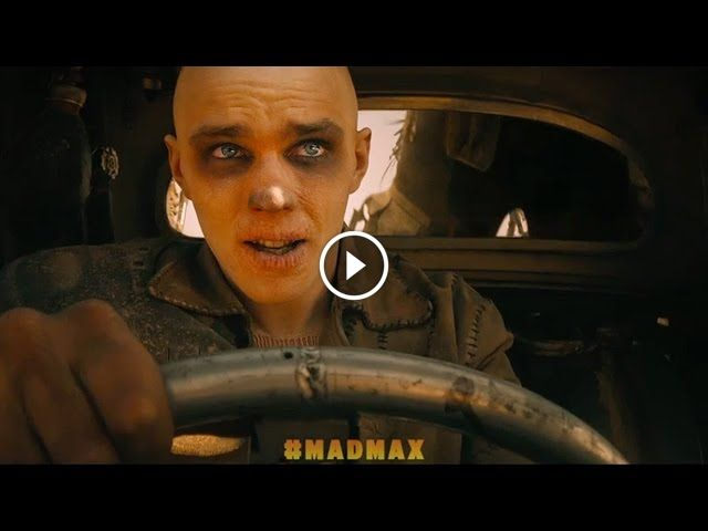 Mad Max: Fury Road Gets New Teaser