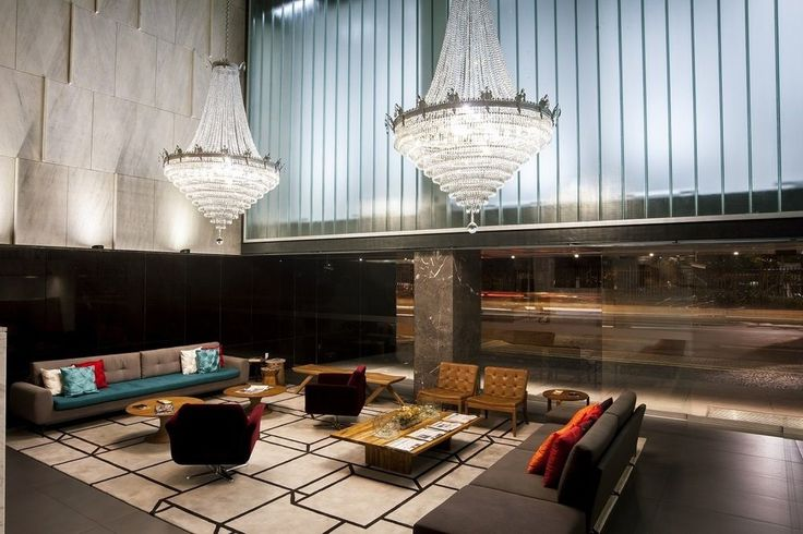 C.Glass no Hotel Niterói