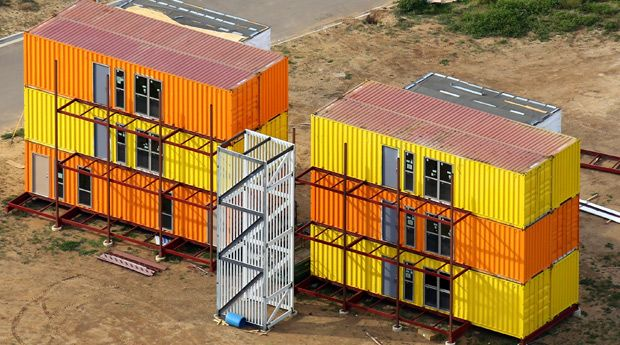 Shipping Container Housing Container Houses Amp Architects