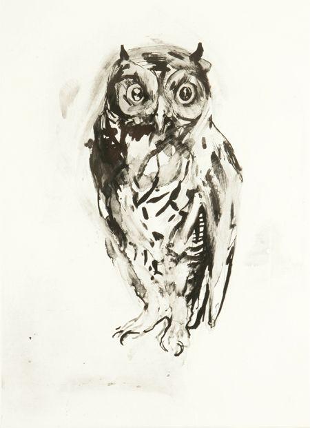 Owl by Nicola Hicks Pinned by www.myowlbarn.com