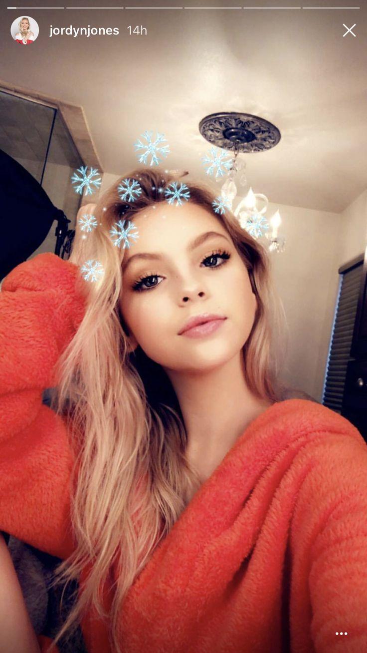 Pin by 🥥🤎𝘈𝘳𝘪𝘪🤎🥥 on blonde   Snapchat girls, Jordyn jones